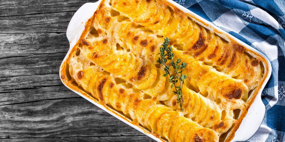 Dauphinoise Πατάτες  - Images