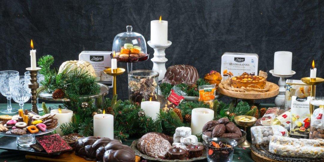 Deluxe γεύσεις για τα Χριστούγεννα στα Lidl - Κεντρική Εικόνα