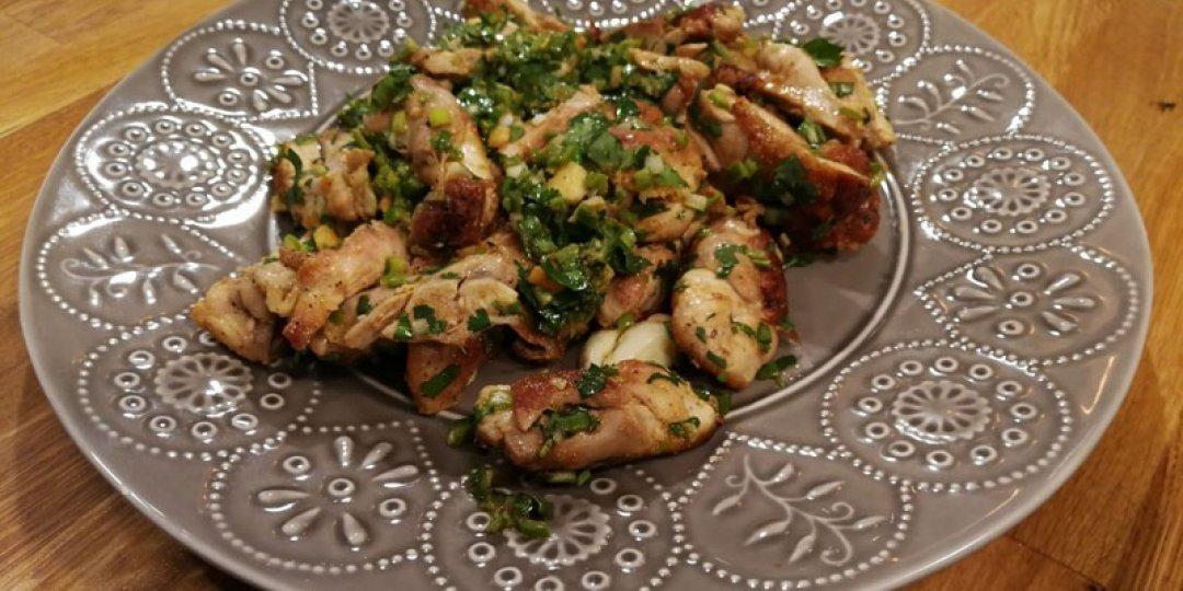 Νεπάλ - Chowela (ναπαλέζικο κοτόπουλο bbq) - Images