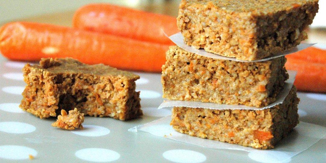 Κέικ καρότο με βρώμη Mornflake  - Images