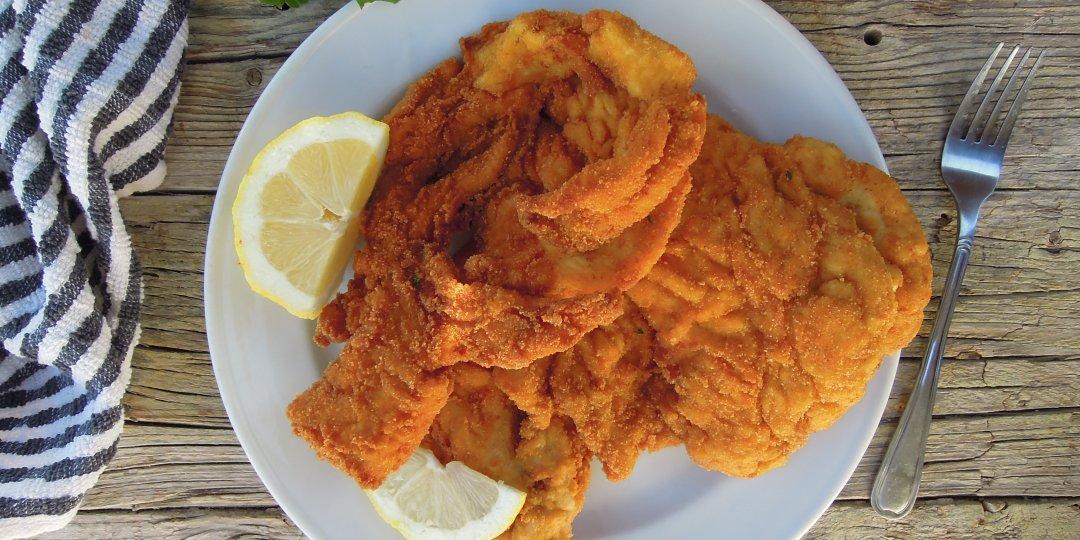 Σνίτσελ κοτόπουλο - Images
