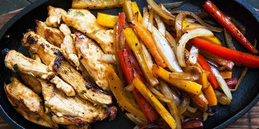 Fajitas με κοτόπουλο  - Images