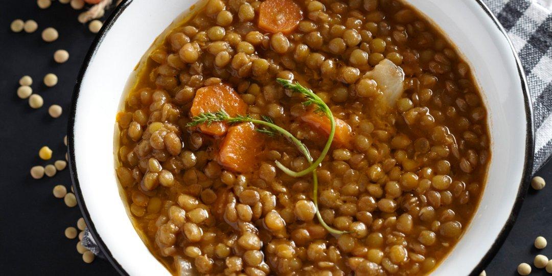 Φακές σούπα αρωματικές - Images