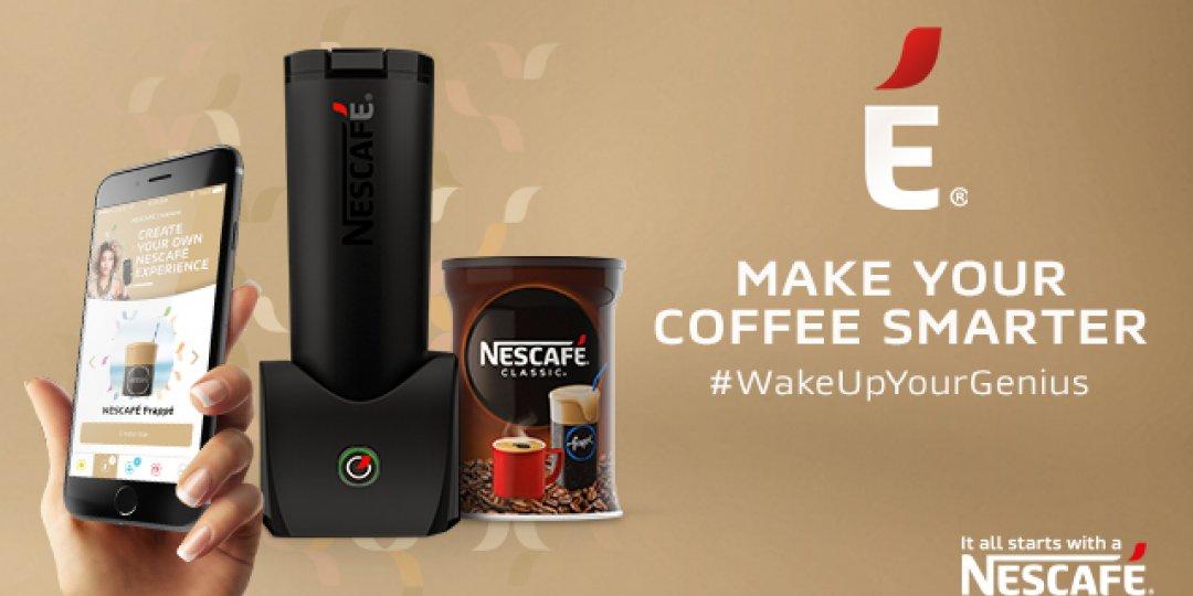 Ο NESCAFÉ® λανσάρει την κούπα ταξιδίου που ετοιμάζει και τον καφέ σας,  το É by NESCAFÉ® - Κεντρική Εικόνα