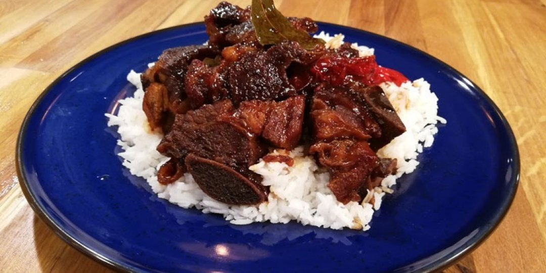 Φιλιπινέζικα short ribs (adobong tadyang) - Images