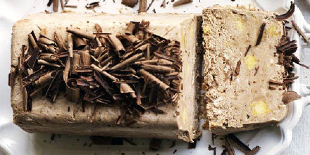 Παρφέ σοκολάτας με κάστανο - Images