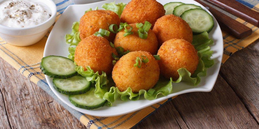 Κροκέτες με πατάτες και μπρόκολο απο Foodsaver - Images