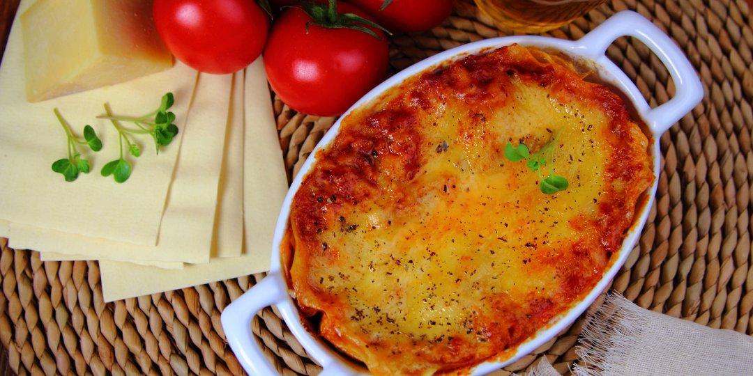 Χορτοφαγικά Λαζάνια FOODSAVER όπου συνοδεύονται υπέροχα με πράσινη  σαλάτα - Images