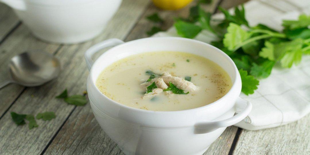 Σούπα Αυγολέμονη  - Images