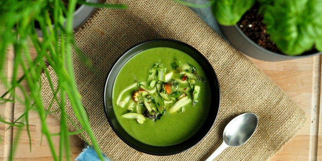 Πράσινη χειμερινή   σούπα  - Images