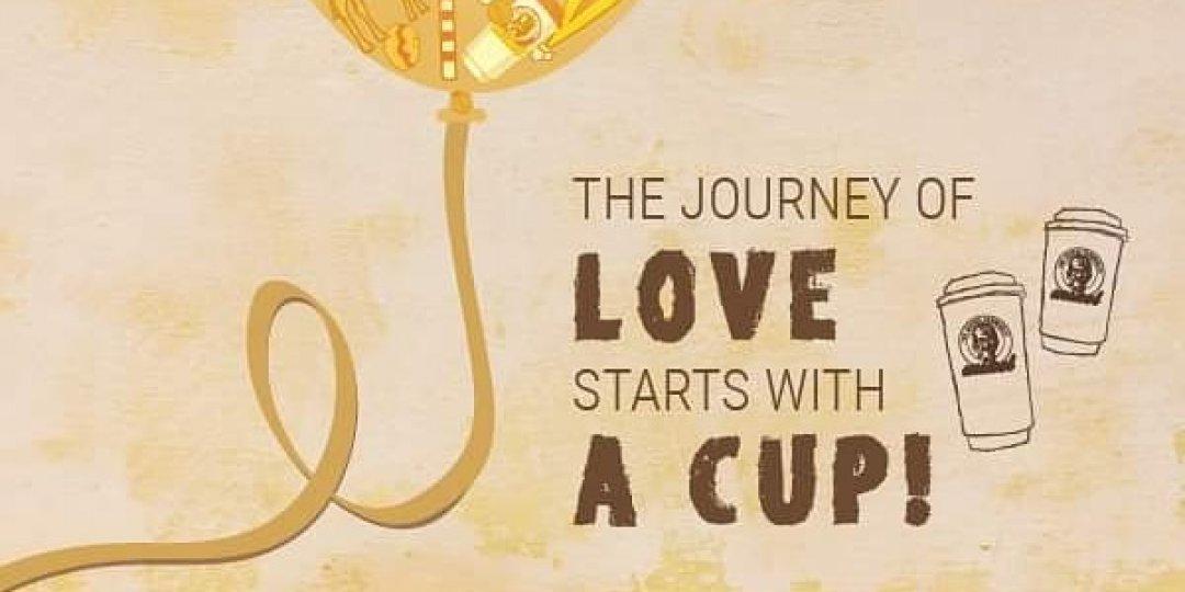 Το ταξίδι της αγάπης ξεκινά με ένα φλυτζάνι καφέ - Κεντρική Εικόνα