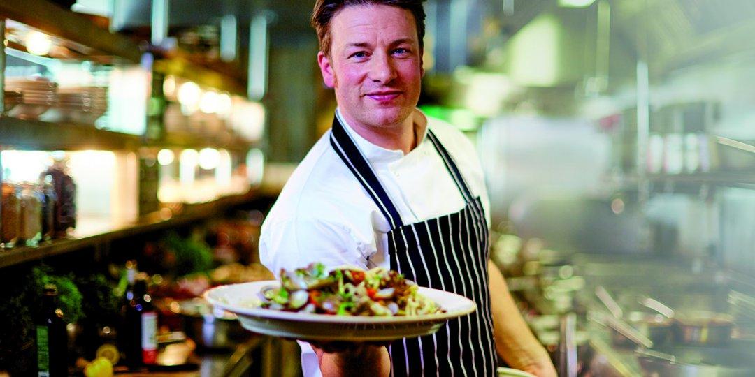 11 νέες συνταγές από τον Jamie Oliver - Κεντρική Εικόνα