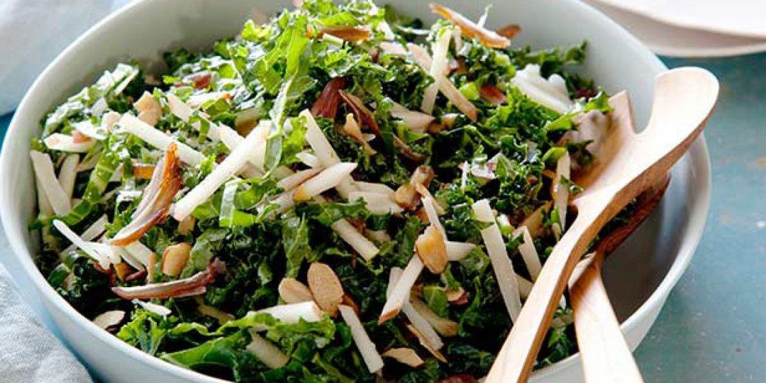 Σαλάτα Kale με κολοκύθα - Images