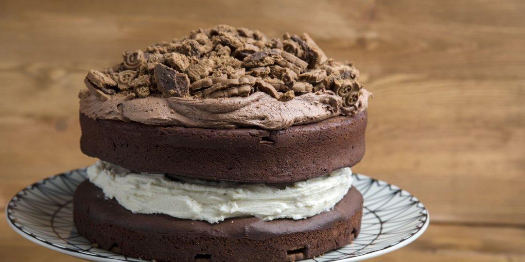 Φανταστικό κέικ μπισκότο - Images