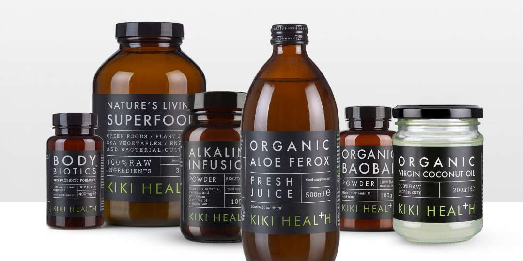 Τη φύση στην διατροφή και στη ζωή μας βάζει η KIKI HEALT+H με μια μεγάλη γκάμα από συμπληρώματα διατροφής και superfoods - Κεντρική Εικόνα