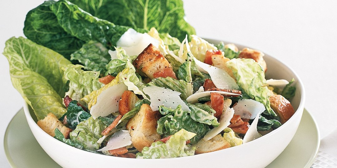 Light caesar salad - Images