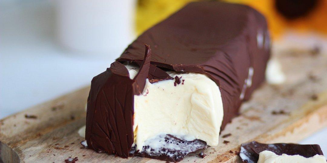 Παγωτό λεμόνι με 4 υλικά - Images