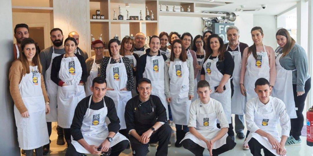 Μοναδική εμπειρία στη Lidl Food Academy - Κεντρική Εικόνα