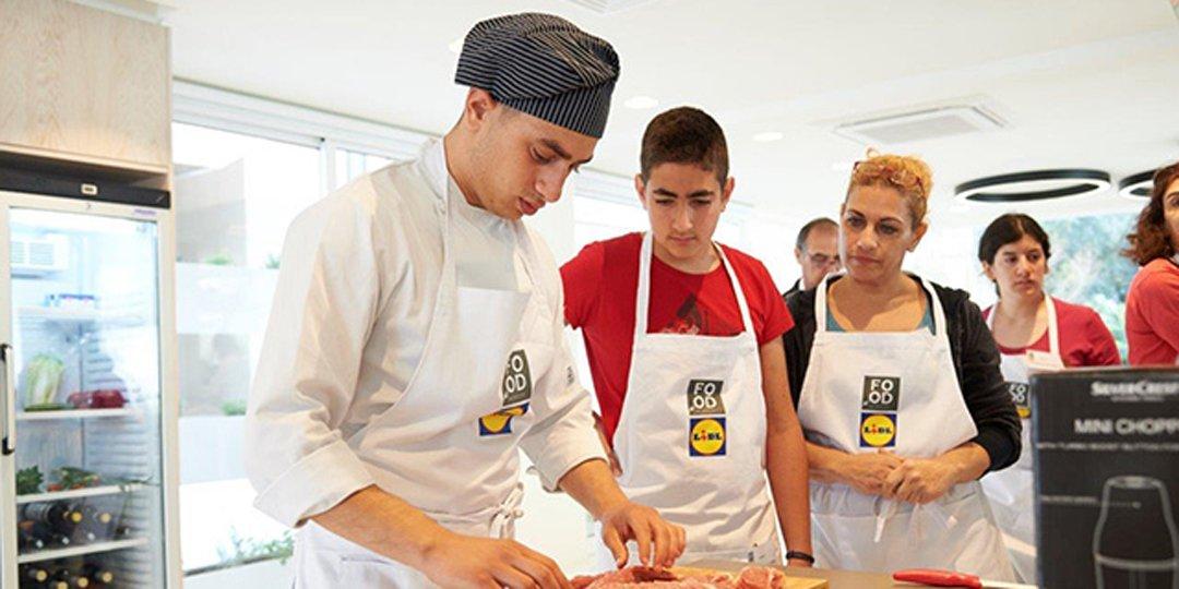 Ασιατική κουζίνα στην Lidl Food Academy  - Κεντρική Εικόνα