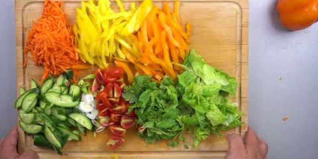 Paul's Finest Quinoa and lentils salad - Κεντρική Εικόνα