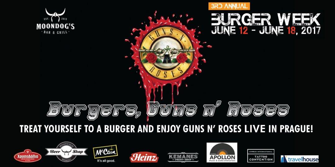 Έλα στο BURGER WEEK και έφυγες για GUNS N' ROSES! - Κεντρική Εικόνα