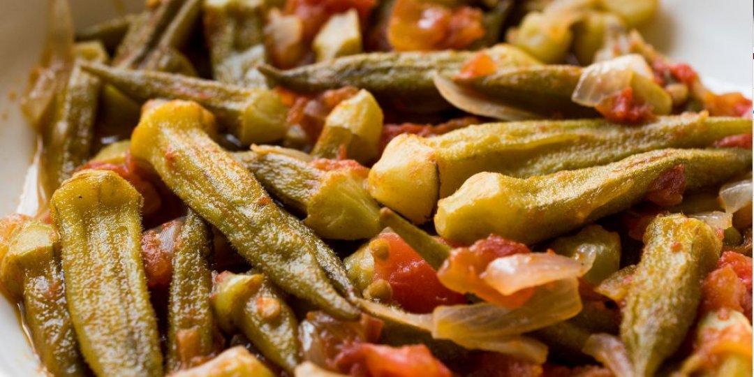 Superfood: Μπάμιες FOODSAVER στο φούρνο με ντομάτα, δυόσμο και φέτα - Images