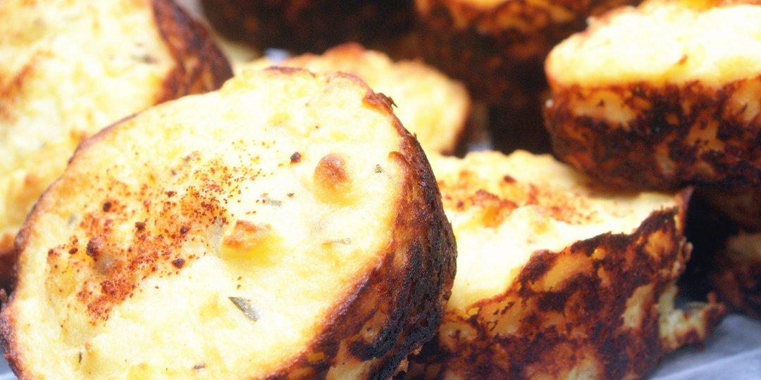 Μuffins πατάτας - Images