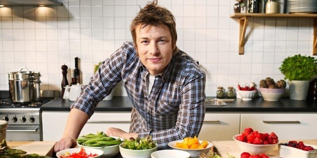 Νέες εκδόσεις από τον Jamie Oliver  - Κεντρική Εικόνα
