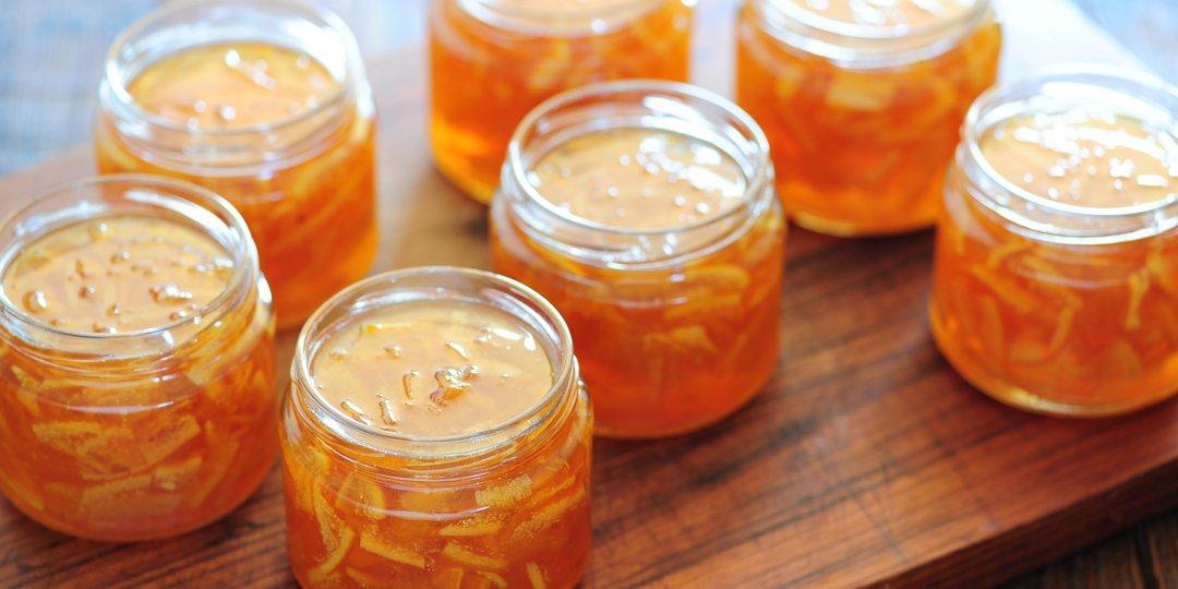 Μαρμελάδα πορτοκάλι  - Images