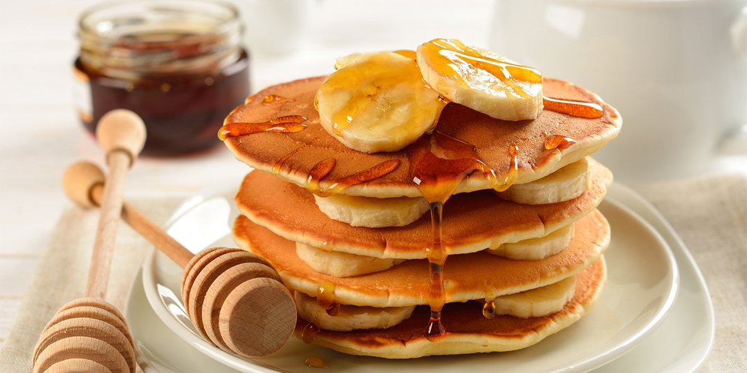 Φτιάξε το δικό σου pancake  - Κεντρική Εικόνα