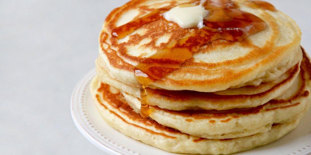 Νηστίσιμα pancakes - Images