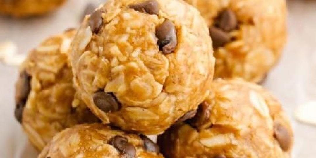 Peanut butter energy bites - Images