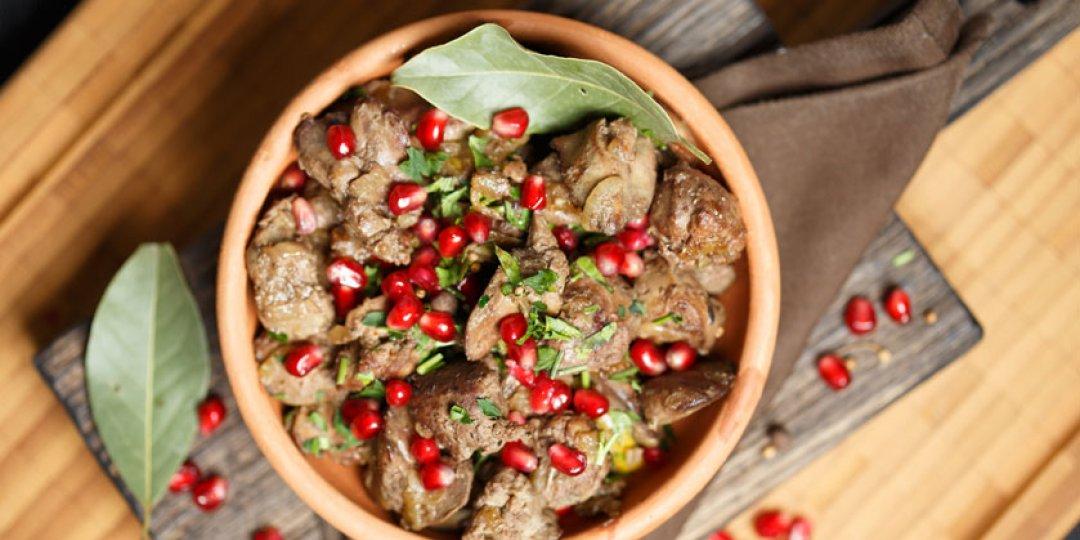 Συκωτάκι κοτόπουλου με Κουμανδαρία  - Images