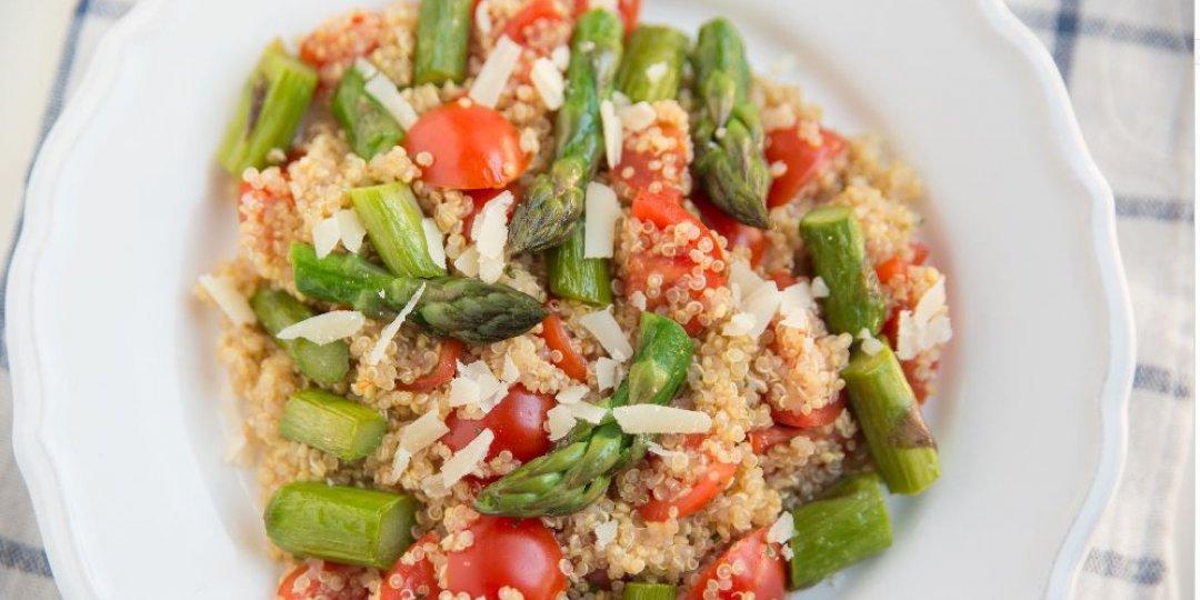 Superfood: Γκρατιναρισμένα σπαράγγια FOODSAVER - Images
