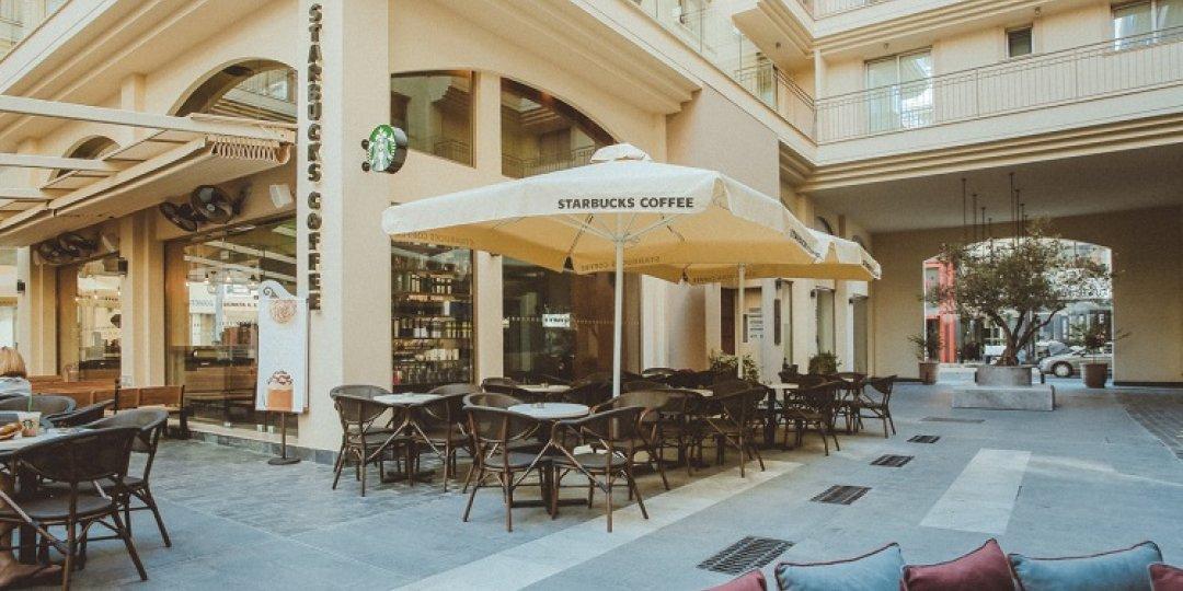 Νέο κατάστημα Starbucks® στο Q-City Centre στη Λάρνακα - Κεντρική Εικόνα