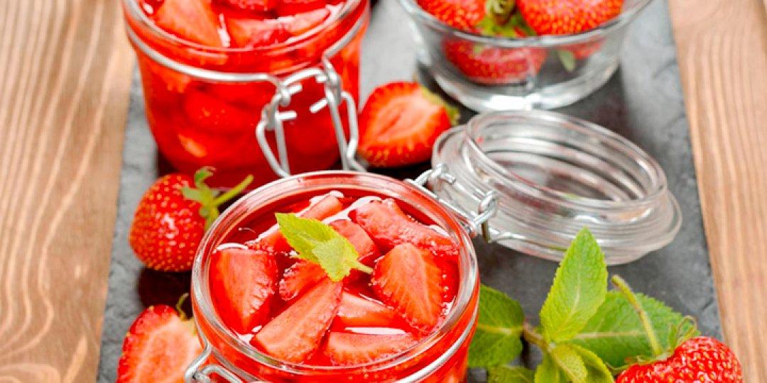 Εποχή της φράουλας και πώς να την αξιοποιήσουμε - Κεντρική Εικόνα