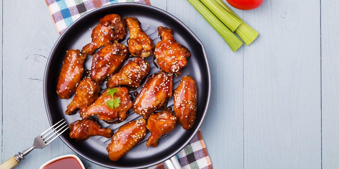 Μπουτάκια κοτόπουλου με μέλι, μπαλσάμικο και μουστάρδα  - Images