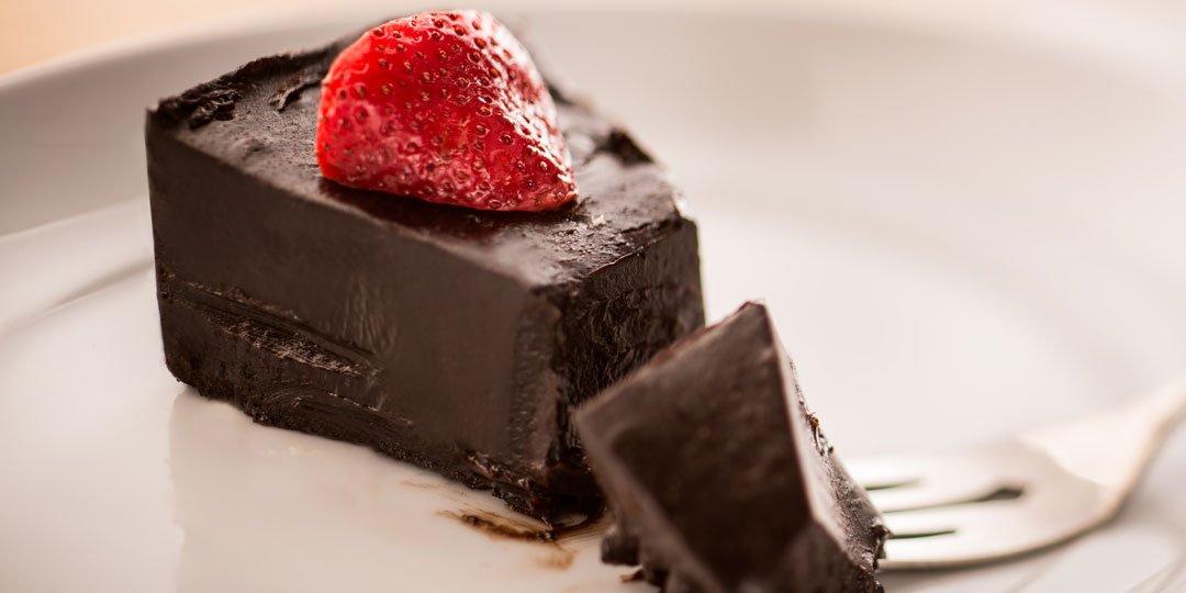 Εύκολη μους σοκολάτας  - Images