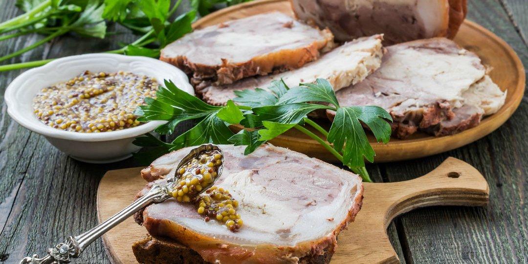 Φιλετάκια χοιρινά με σάλτσα μουστάρδας  - Images