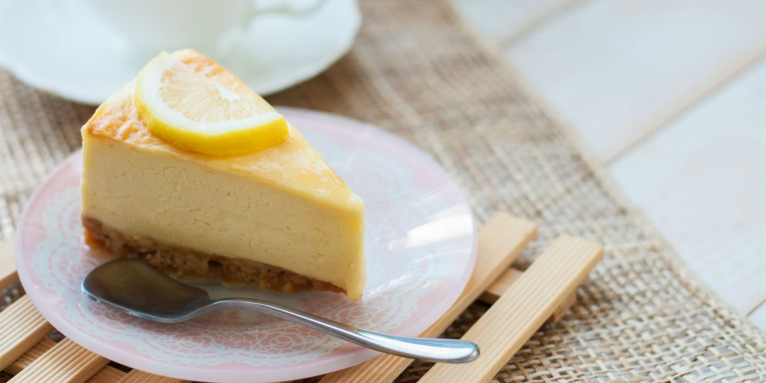 Cheesecake λεμονιού  - Images
