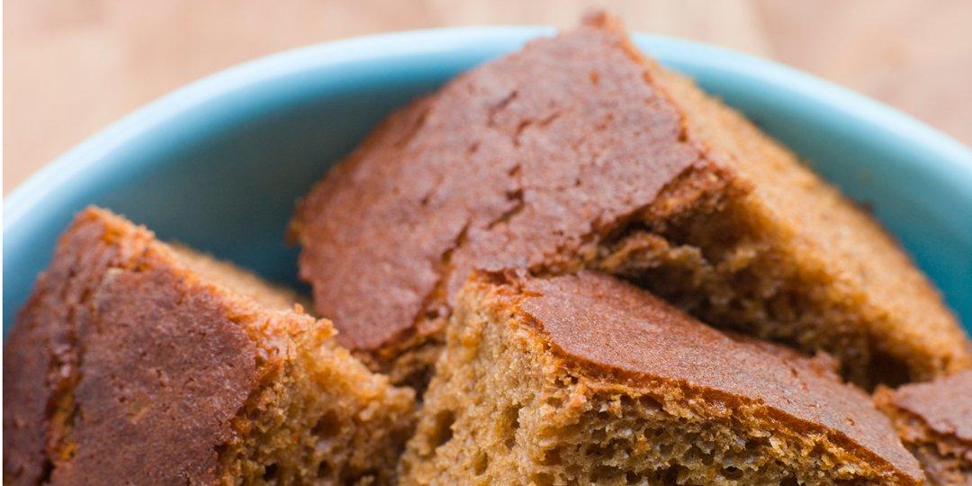 Κέικ με βρώμη και λιναρόσπορο  - Images