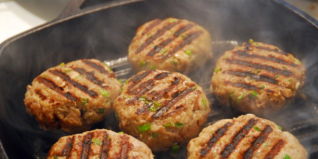 Πικάντικα μπιφτεκάκια γαλοπούλας  - Images