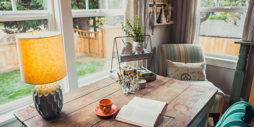 Μένουμε σπίτι και γινόμαστε δημιουργικοί - Κεντρική Εικόνα