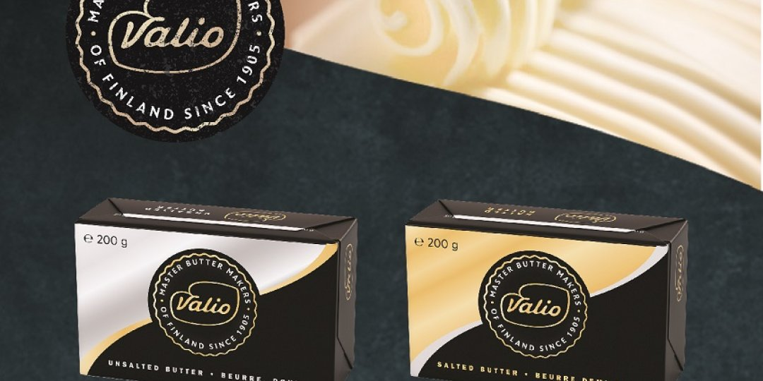 H Valio εμπλουτίζει την γκάμα της  με νέο πεντανόστιμο βούτυρο! - Κεντρική Εικόνα