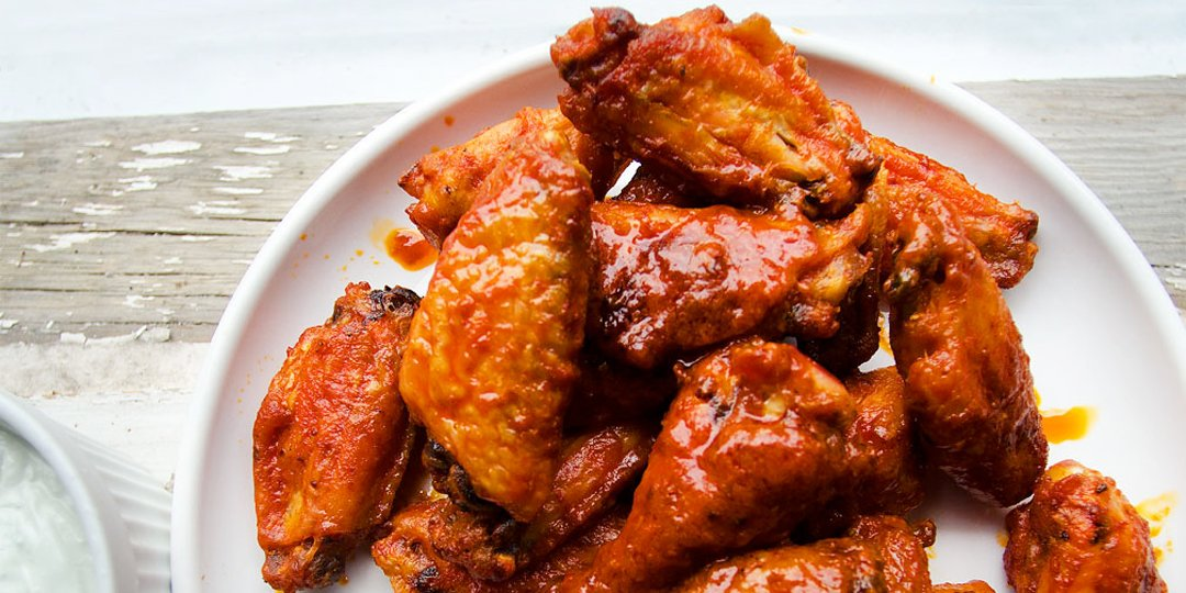Πικάντικές φτερούγες κοτόπουλου  - Images
