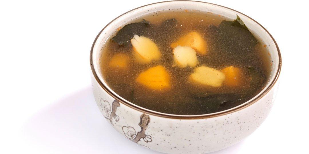 Ψαρόσουπα με πατάτες και ντομάτα - Images