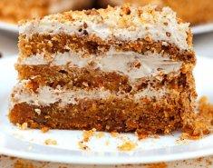 Νοστιμότατο κέικ καρότου με τυρί κρέμα  - Images