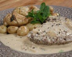 Pepper steak (Αργεντινή) - Images
