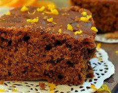 Κέικ με πετιμέζι, καρύδια και σταφίδες  - Images