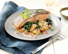 Εύκολος σολομός στο φούρνο  - Images